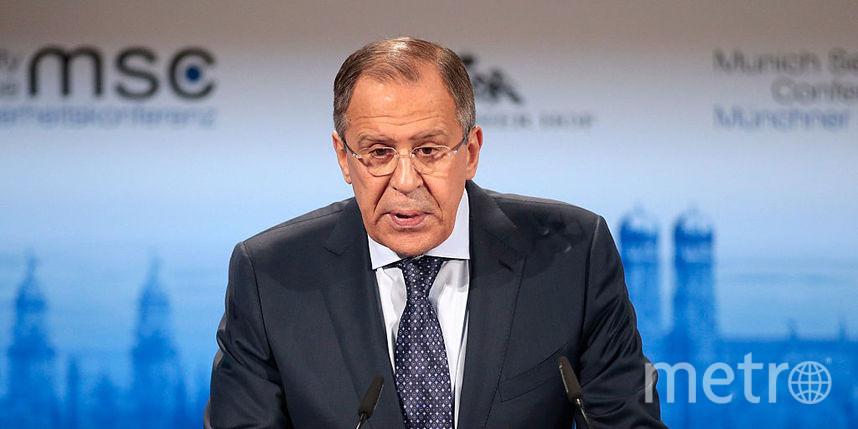Глава МИД России Сергей Лавров. Фото Getty
