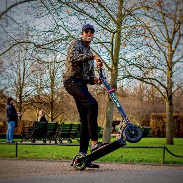 Стефан-Пьер Томлин. Фото Скриншот Instagram: itsstefan