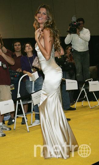 Жизель Бюндхен в 2004 году. Фото Getty