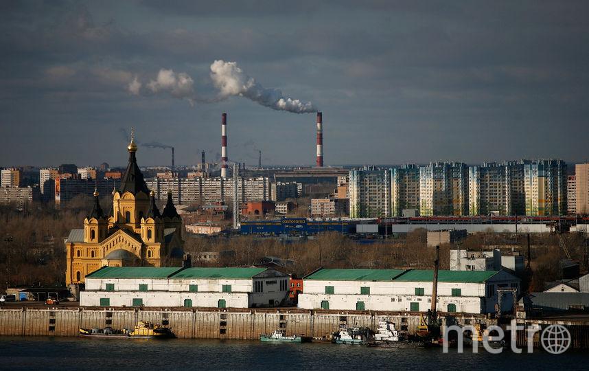 Москва. Фото Getty