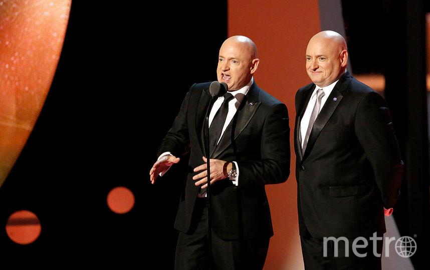 Скотт и Марк Келли. Фото Getty