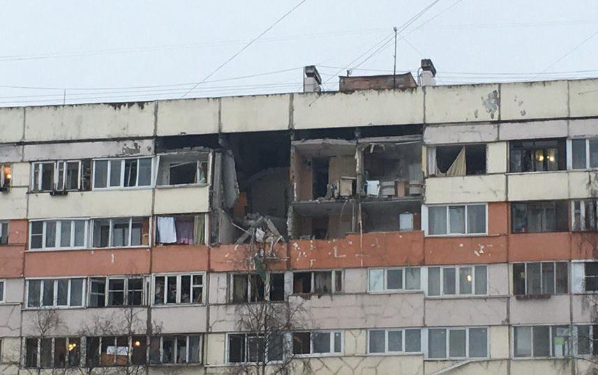 Взрыв дома в Петербурге: Все, что известно о происшествии. Фото ДТП и ЧП | Санкт-Петербург | Питер Онлайн | СПб
