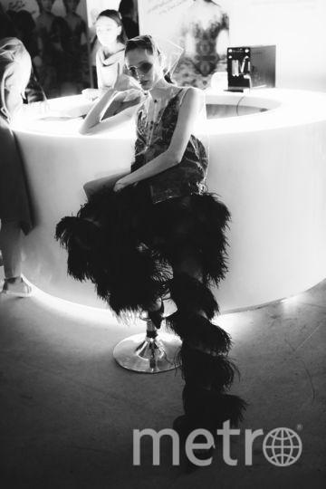 Модное закулисье. Фото Маргарита Лемешко