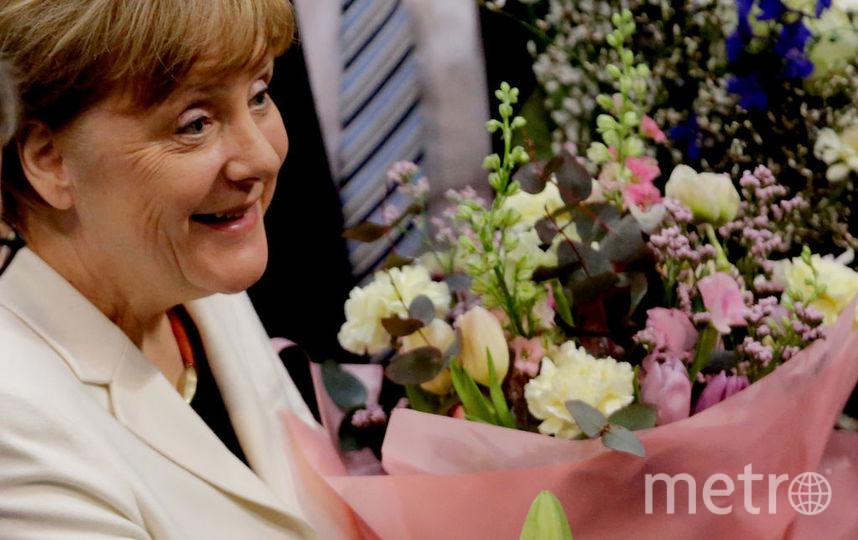 Ангела Меркель. Фото Getty