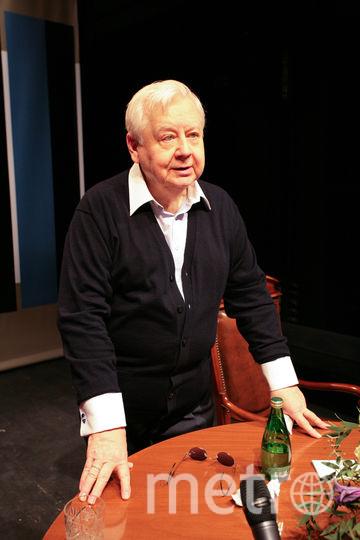 Олег Табаков. Фото Василий Кузьмичёнок