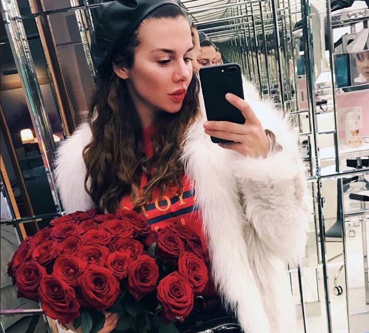 Анна Седокова, архив из соцсети. Фото instagram.com/annasedokova