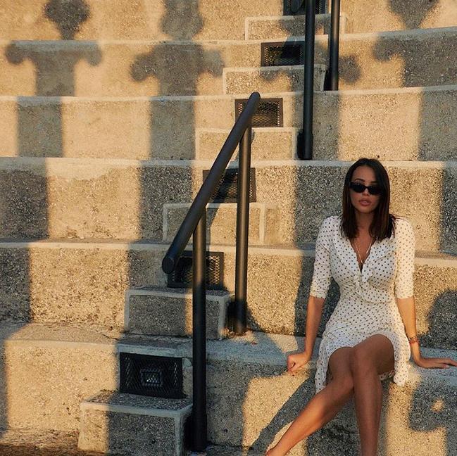 Анастасия Решетова, горячие фото. Фото Скриншот Instagram: @volkonskaya.reshetova