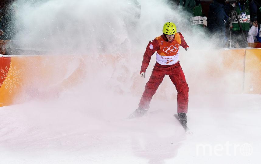 Бронзовый призёр Олимпиады 2018 года в Пхёнчхане, российский фристайлист Илья Буров. Фото Getty