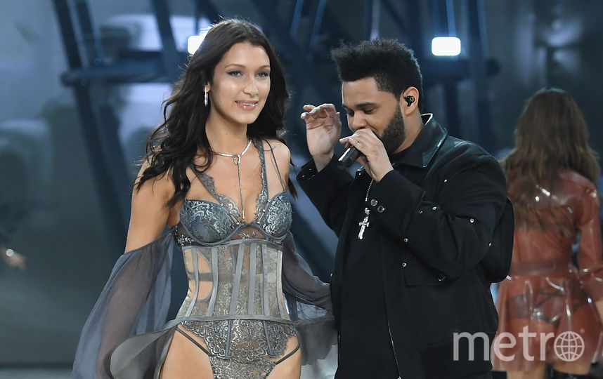 Белла Хадид и The Weeknd. Фото Getty