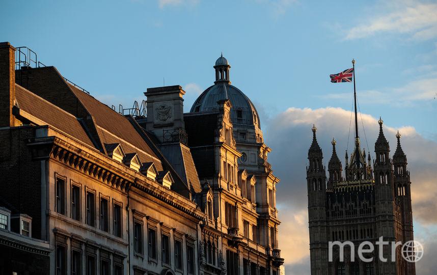 Правительство Великобритании предупреждает об опасности поездок в Россию. Фото Getty