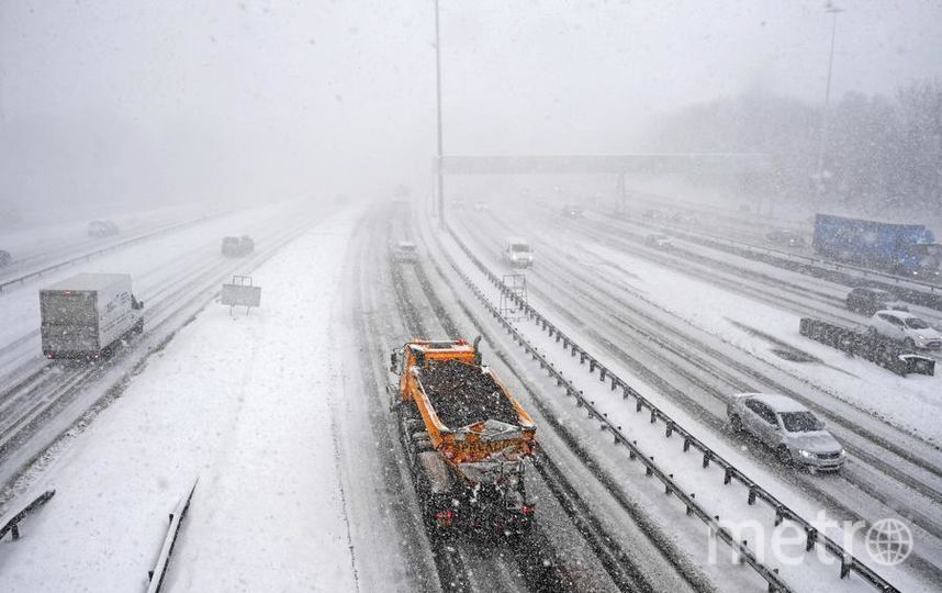 В Петербурге в марте - еще зима. Фото Getty