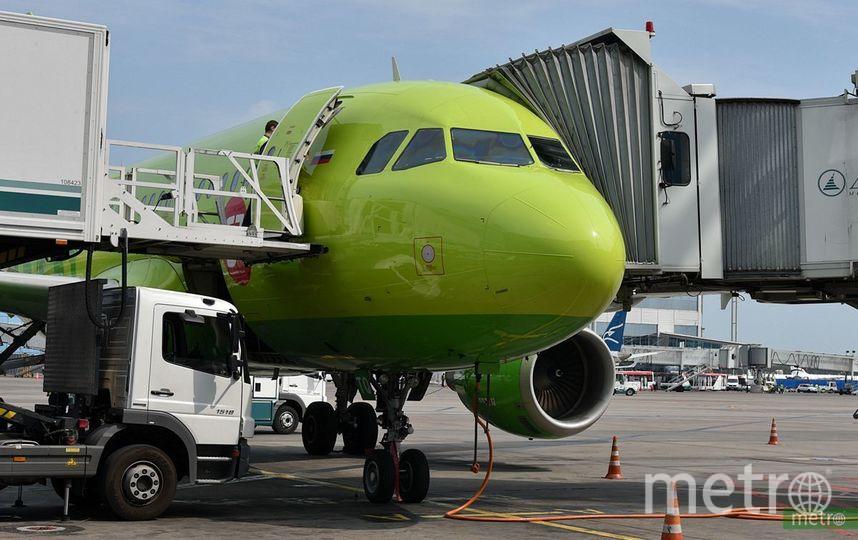 Более 45 рейсов задержано и отменено в аэропортах Москвы. Фото Василий Кузьмичёнок