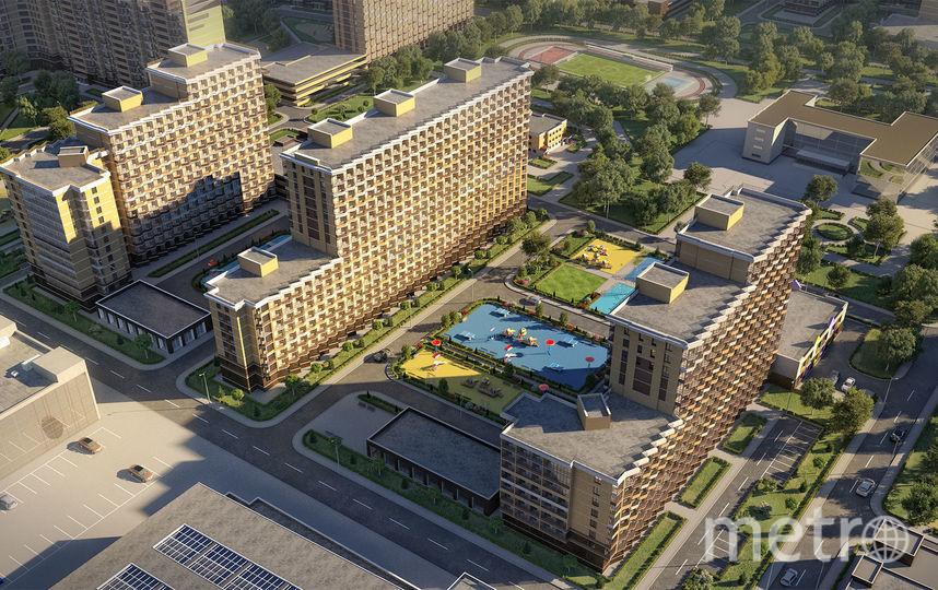 ЖК Северный вальс - масштабный жилой комплекс во Всеволожске.