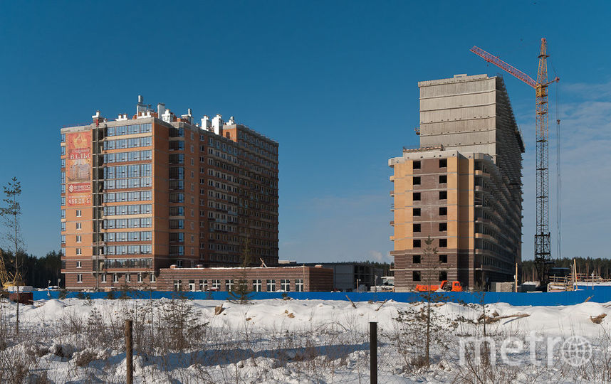 ЖК Северный вальс ход строительства.