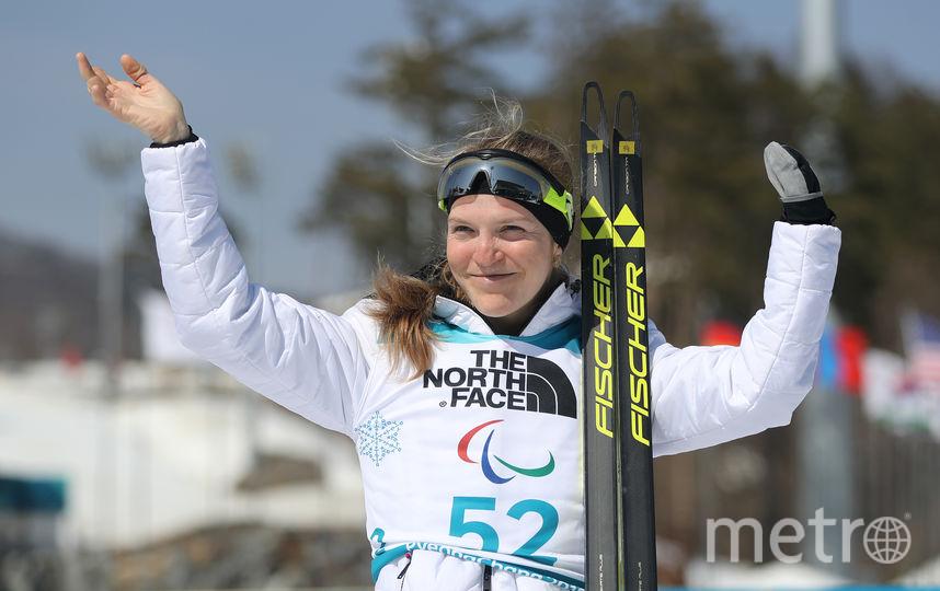 Екатерина Румянцева. Фото Getty