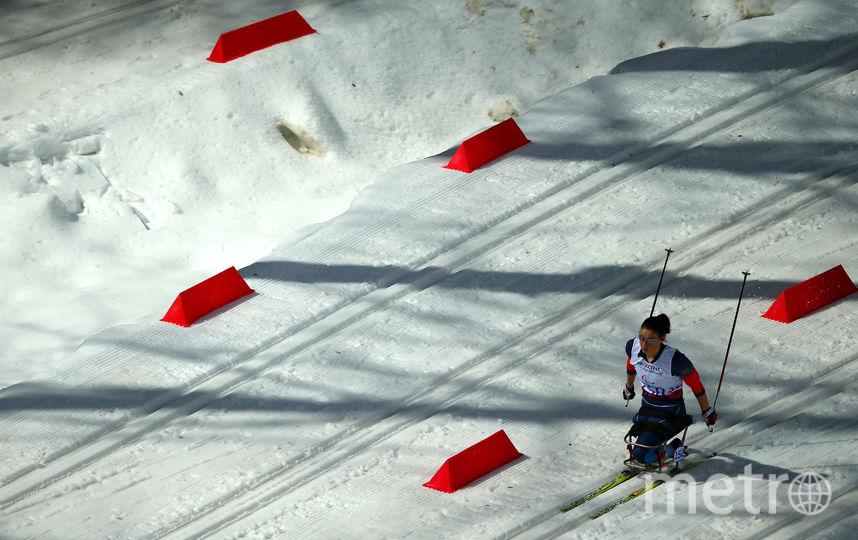 Марта Зайнуллина. Фото Getty