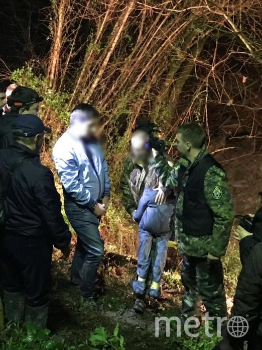 В Сочи девочка, пропавшая в понедельник, найдена мертвой, отчим дал признательные показания. Фото sledcom.ru