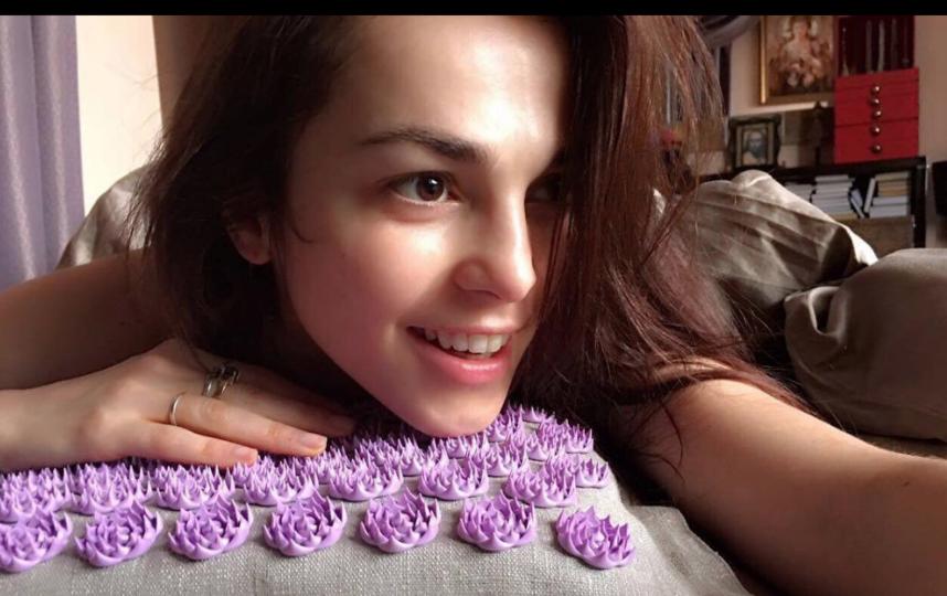 Сати Казанова, фото из соцсетей. Фото instagram.com/satikazanova