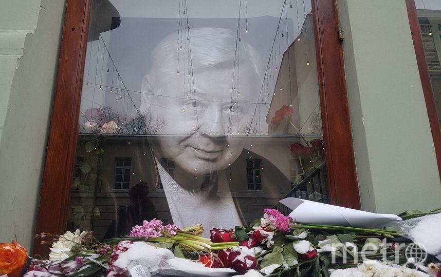 Олег Табаков скончался в результате продолжительной болезни. Фото Василий Кузьмичёнок