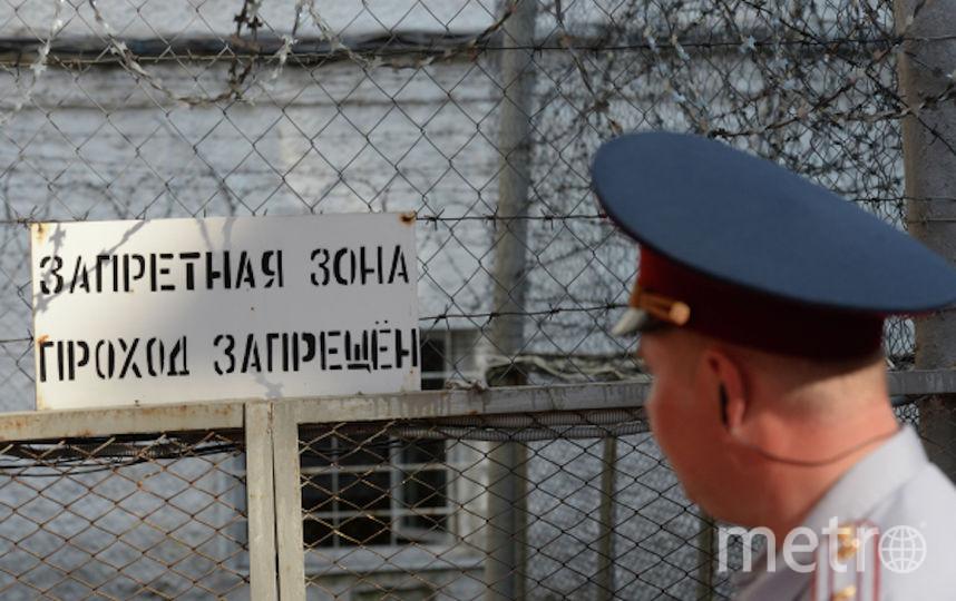 Территория Владимирского централа (тюрьма № 2 УФСИН Владимирской области). Фото РИА Новости