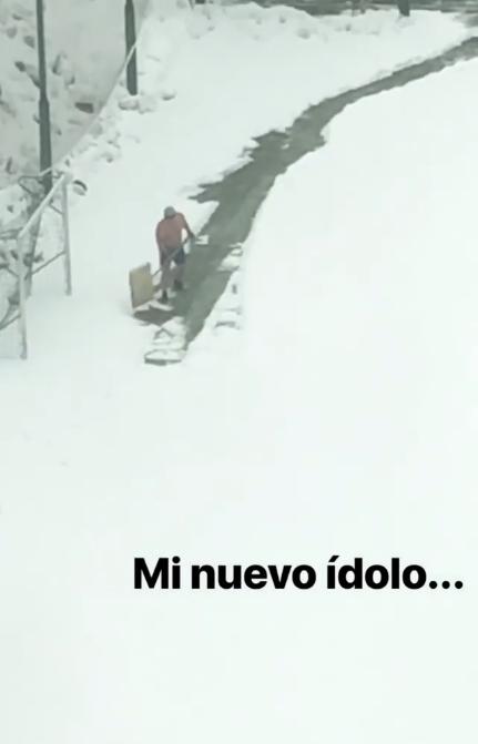Скриншот instagram.com/stories/josemariagimenez/.