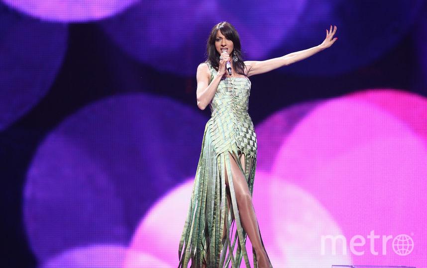 Певица Дана Интернешнл. Фото Getty