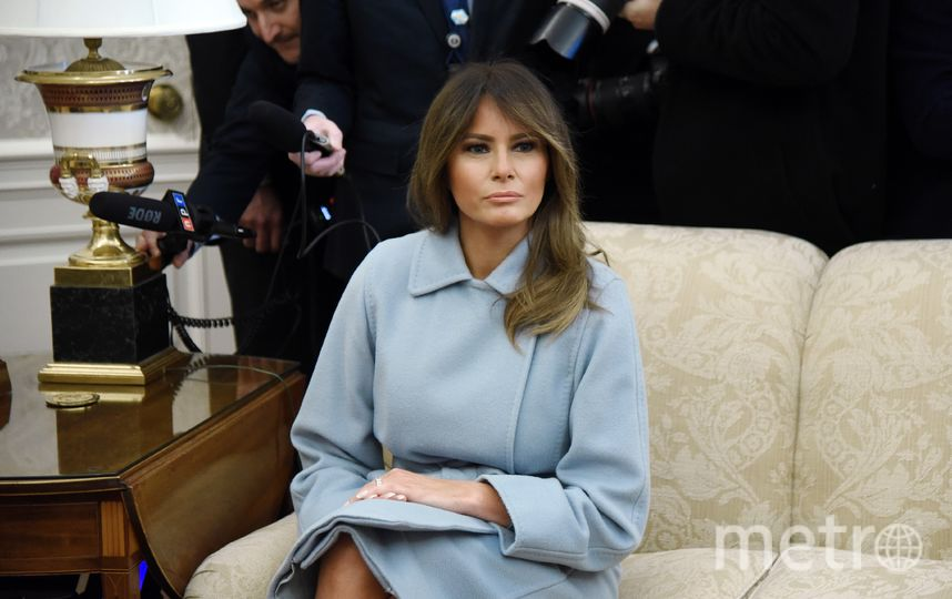 Мелания Трамп. Фото архив, Getty