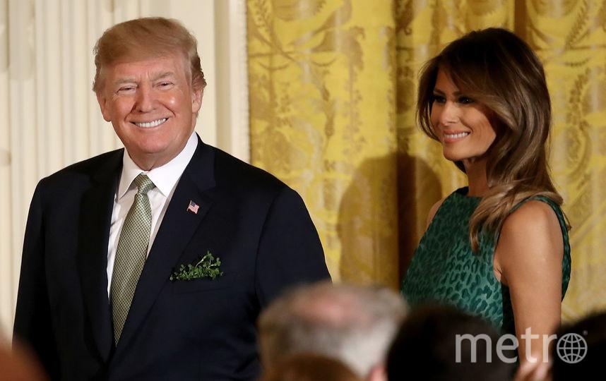 День Патрика отметили в Белом Доме. Фото Getty