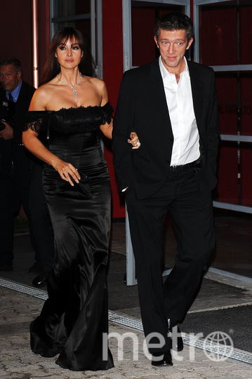 Венсан Кассель и Моника Беллуччи. Фото Getty