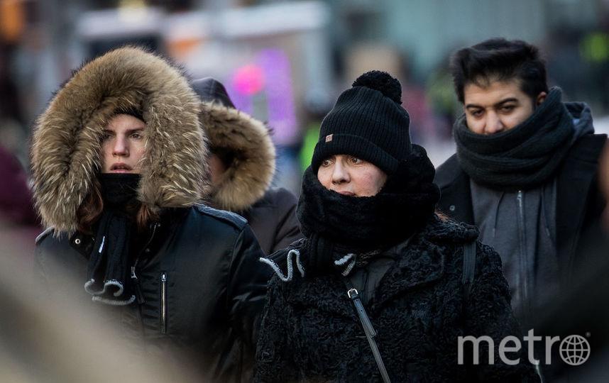 В выходные в Москве похолодает до минус 17-20 градусов ночью и до минус 5-10 градусов днём. Фото Getty