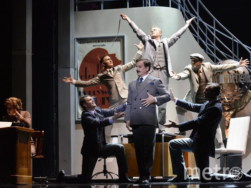 """Мюзикл """"Голливудская дива"""". Фото пресс-служба Театра музыкальной комедии"""