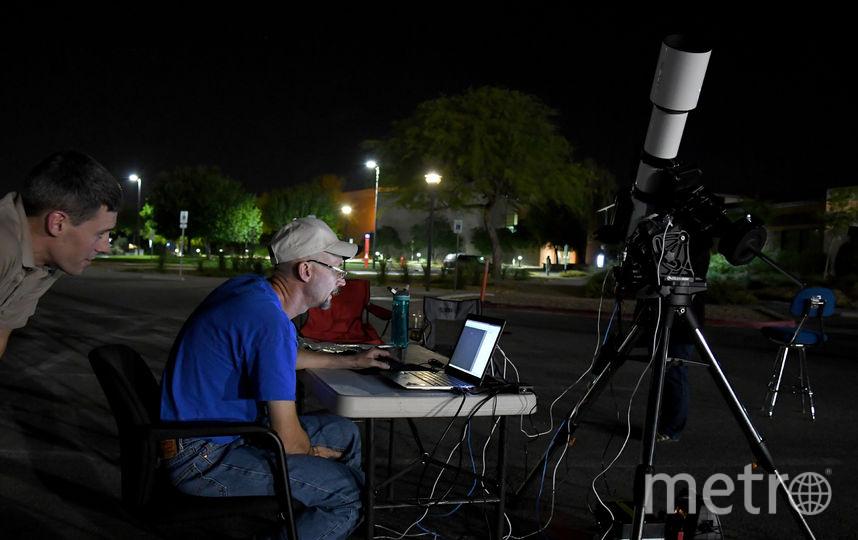 NASA предупреждает, что в 2135 году огромный астероид может уничтожить жизнь на Земле. Фото Getty