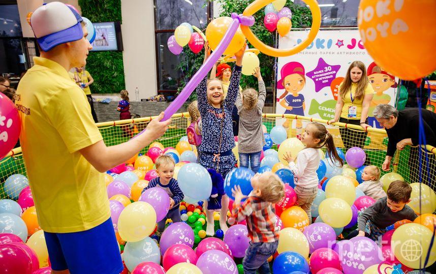 """Фестиваль молодых семей пройдет 17 марта в ТРЦ """"Питерлэнд""""."""
