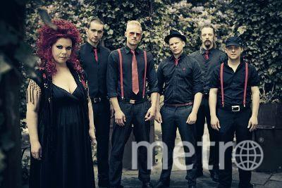 Diablo Swing Orchestra. Фото Предоставлено организаторами