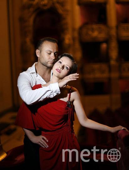 Призрак оперы. Фото Предоставлено организаторами