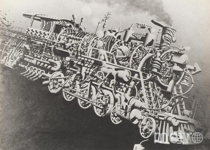 Прибытие поезда. Фото Предоставлено организаторами