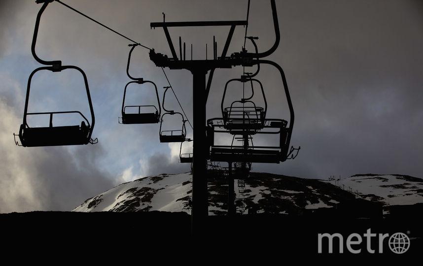 Подъемники на горнолыжных курортах работают примерно по одному принципу. Фото архивные, Getty