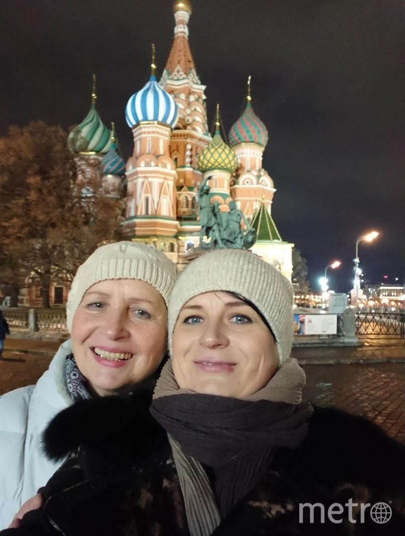 Татьяна Куропаткина и Виктория Реконвальд. Фото Виктория