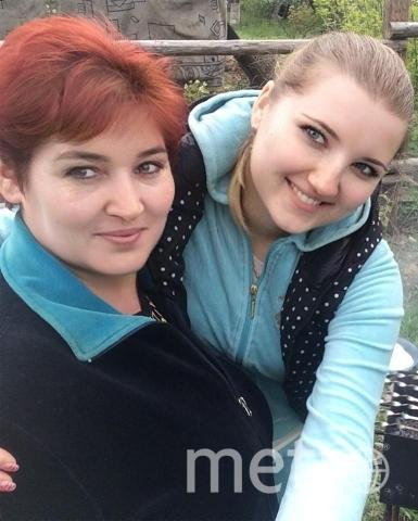На фото я (Ольга) и моя мама (Раиса) Супрунюк. Фото Ольга