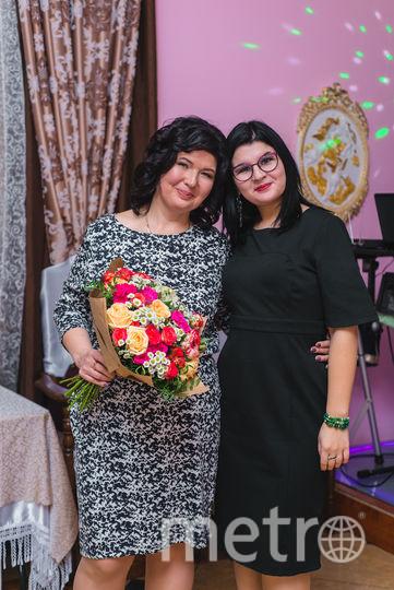 Мама Лоськова Надежда Дочь Зиновьева Софья. Фото Софья