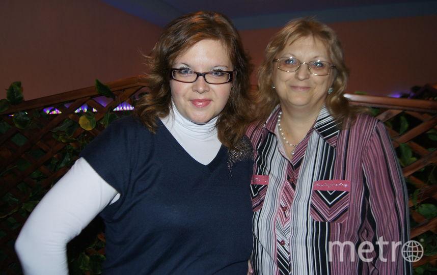 Меня зовут Алла, рядом со мной моя мама - Марина. Фото Сиротникова Алла