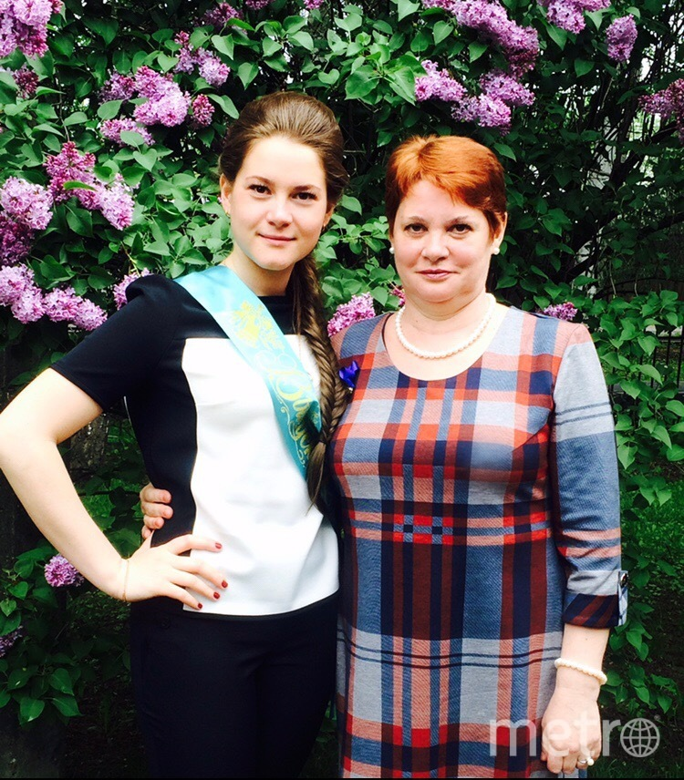 Кулешовы Надежда(мама),Ольга(дочка). Фото Оля Кулешова