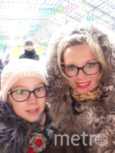 Справа - мама Оксана, Слева - дочь Валерия. Фото Оксана Межонова