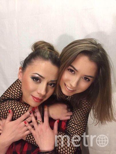 Марина и Анстасия. Фото Марина Вартанова