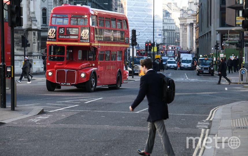 Лондон. Фото Getty