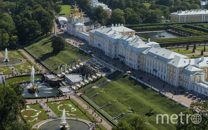 Петербург лишится генконсульства Великобритании. Фото Getty