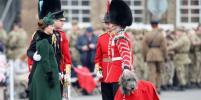Беременная Кейт Миддлтон и принц Уильям появились на параде в честь Дня Святого Патрика