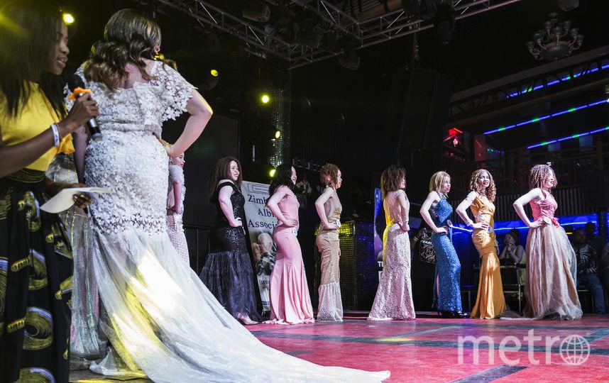 Конкурс красоты в Зимбабве. Фото AFP