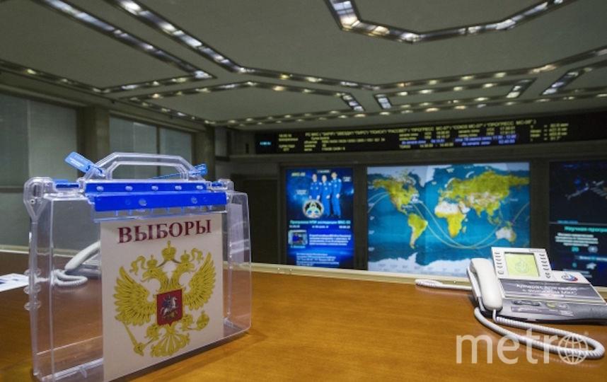 Связь с МКС. Фото РИА Новости
