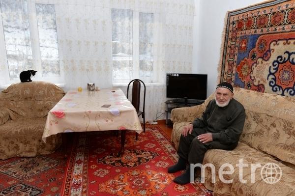 Аппаз Илиев. Фото РИА Новости